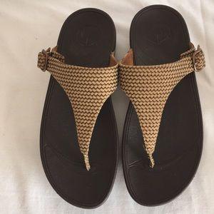Fitflop sandals Sz 8